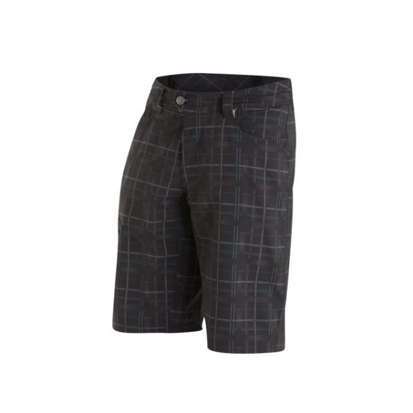 Pearl Izumi Men's Canyon Short - Plaid