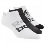 FOUNDATION WOMEN'S 3-PACK NO-SHOW SOCK